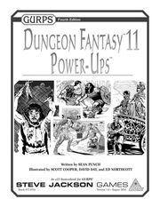 DF Power-Ups cover