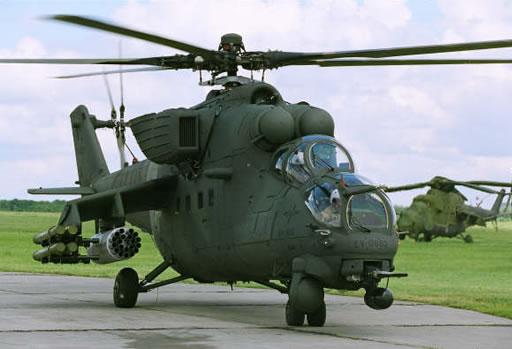 عائلة المروحية الهجومية الشهيرة Mi24 ـ Mi-35 92F_mi35m1-Russo