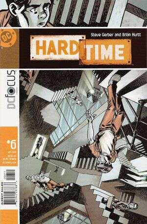 Cover for Hard Time #6