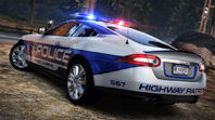 Cop Jaguar XKJ4 CARPAGES