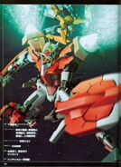 Gundam 00V Senki 00 Gundam Seven Sword GUN Inspection