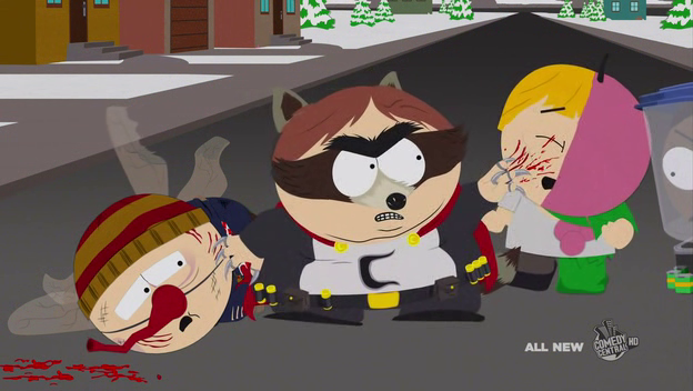 "¿ Quien es Eric Cartman ? ""Imperdible"""
