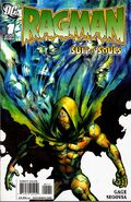 Ragman- Suit of Souls Vol 1 1 Cover