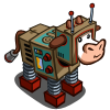 Robot Cow-icon
