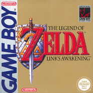 The Legend of Zelda - Link&#39;s Awakening (PAL)
