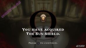 Shield of Sun