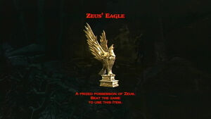 Zeus&#39; Eagle
