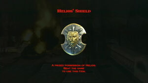 Helios&#39; Shield