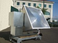 California Sunlight solar oven