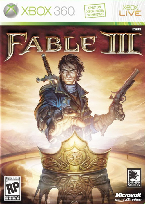 Fable III (Only for PC & Xbox360) Fable3