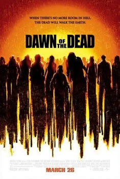 Dawn of the dead 2004 poster