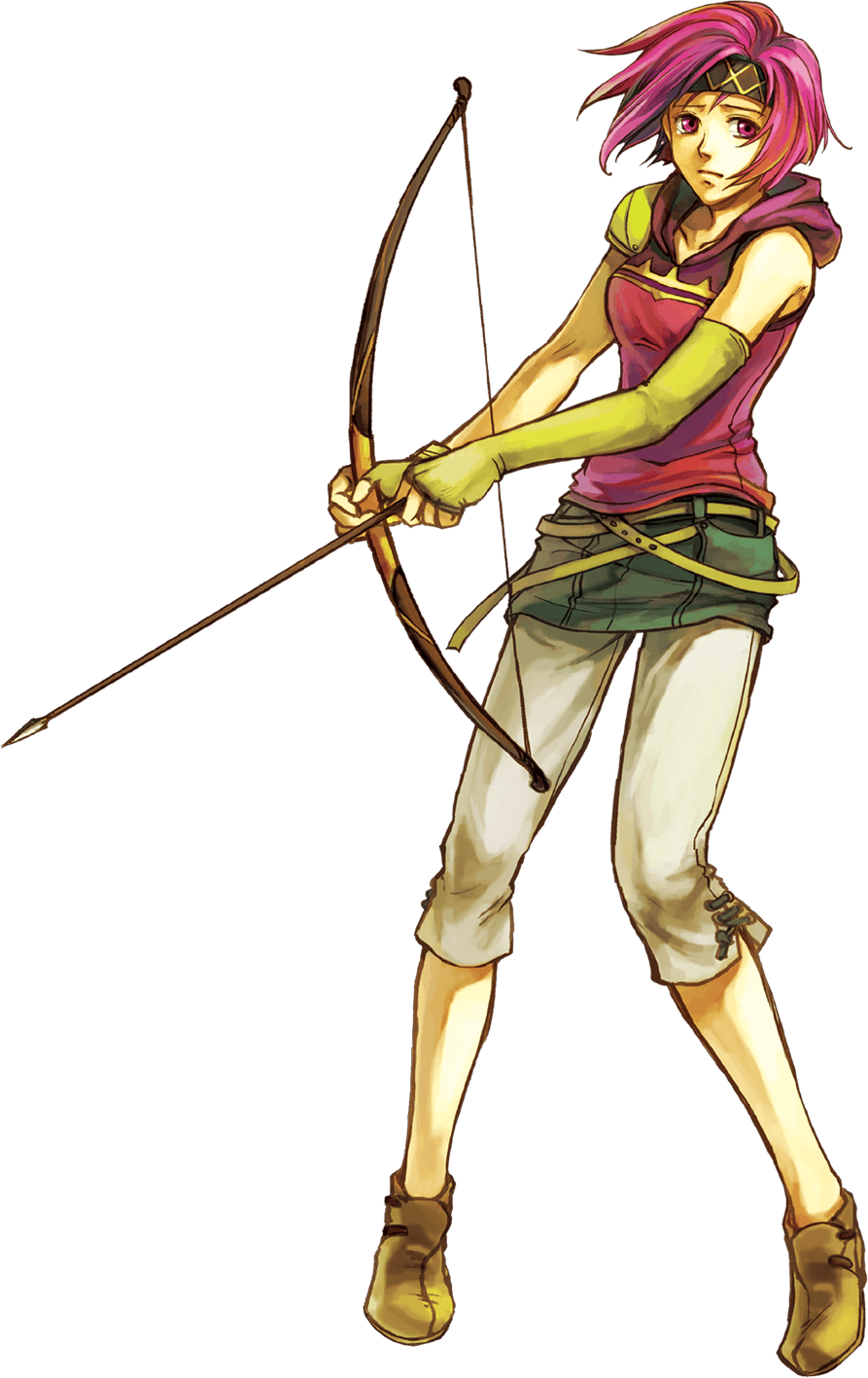 Fire Emblem: The Sacred Stones/Characters - Strategy