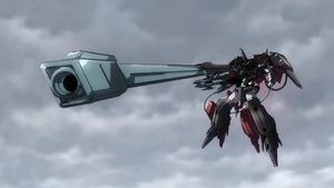 Gundam Throne EIns GN High Mega Launcher