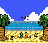 Link and Marin at the Beach
