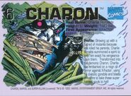 X-Factor Annual Vol 1 8 Trading Card Back