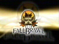 Fall Brawl 2000