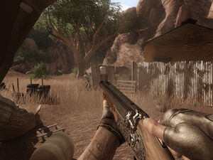 Far cry 2 double barrel 2