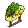Yellow Passion Fruit Tree Mastery Sign-icon