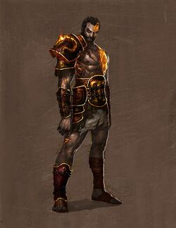 God of war deimos by tobiee-d32hae0