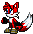 Temporal the Fox Sprite