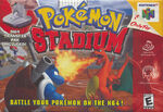 Pokmon Stadium Cover