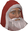 Santa head