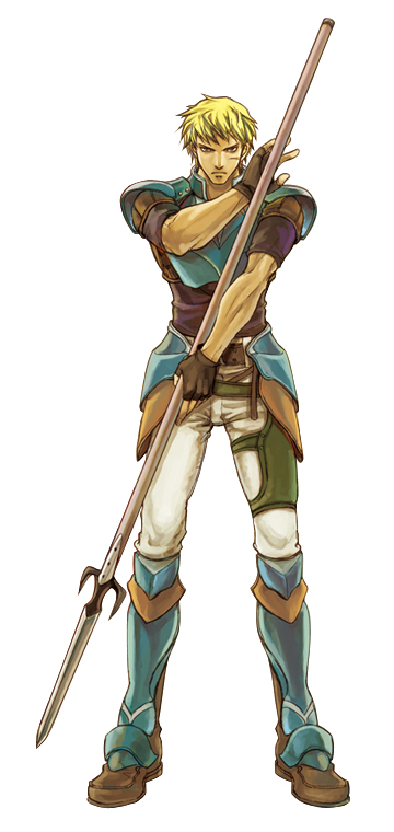 Fire Emblem: The Sacred Stones Secret Character Guide for ...