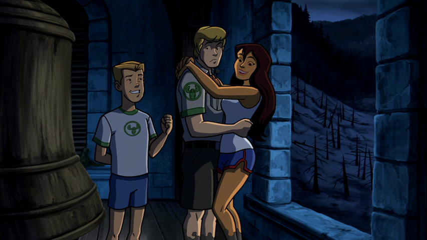 Scooby Doo Camp Scare Image Links Tv Tropes