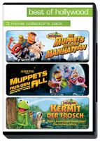 BestOfHollywood-MuppetsErobernManhattan-MuppetsAusDemAll-KermitDerFrosch-(2007)