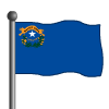 Nevada Flag-icon