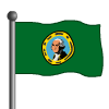 Washington Flag-icon