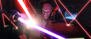 Mace Windu Schwarzhand-Station