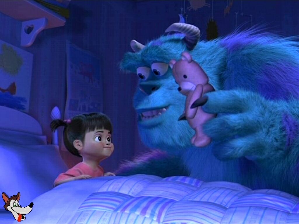 Monsters Inc Images Of Boo http://humankids.wikia.com/wiki/File:Monsters-Inc-Putting-Boo-To-Bed.jpg