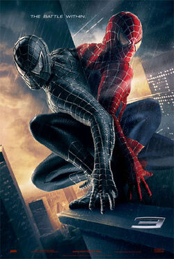 Spiderman3 poster1