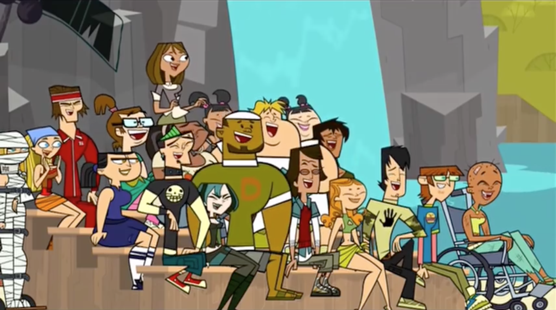 Total drama world tour porn