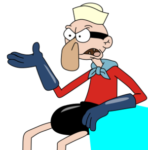 Barnacle Boy