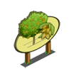 Almond Tree Mastery Sign-icon