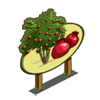Pomegranate Tree Mastery Sign-icon