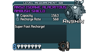 ANS2-150AWE Alacritous Ambush Shield