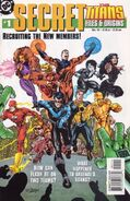 Titans Secret Files Vol 1 1