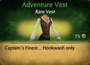 Adventure VestF