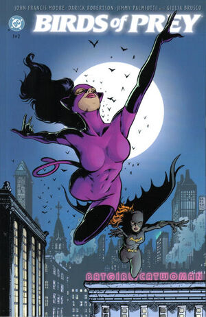 Cover for Birds of Prey: Batgirl/Catwoman #1