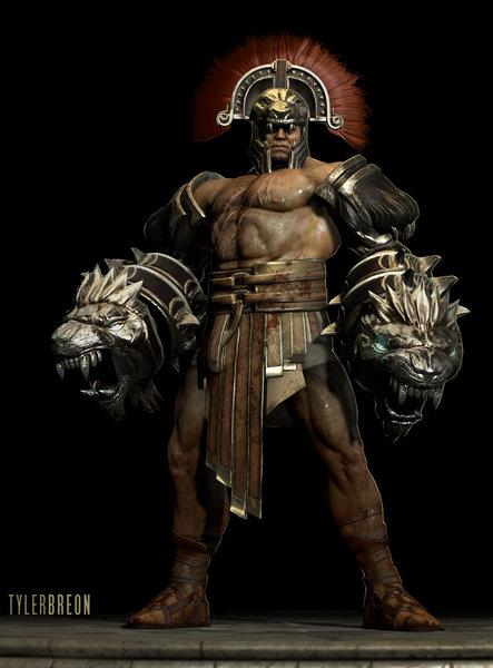 Hercules - God of War ...