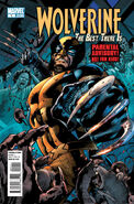 Wolverine The Best There Is Vol 1 1