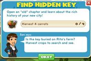 Find Hidden Key