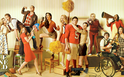 Glee cast season1