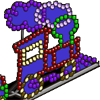 Lighted Train-icon