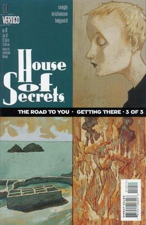 Cover for House of Secrets #10