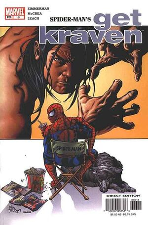 Spider-Man Get Kraven Vol 1 6