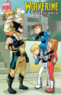 Wolverine and Power Pack Vol 1 1